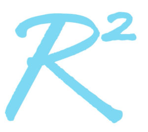 R² logo